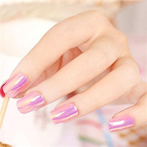 pcs fashion style symphony shell color pink purple metal