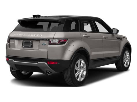 2017 Range Rover Evoque Lease Special Land Rover Colorado