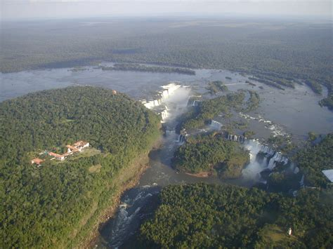 Iguazu Falls Argentina And Brazil Beautiful Places To Visit