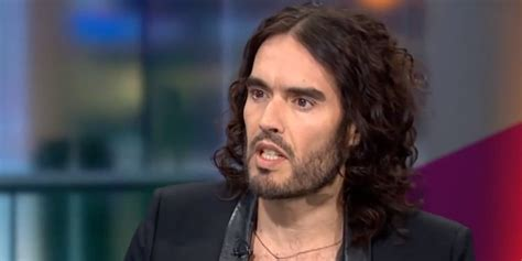 russell brand facebook russell brand vs jon snow comedian loses his temper