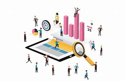 Project Management Transparent Research Methodology Clipart Data