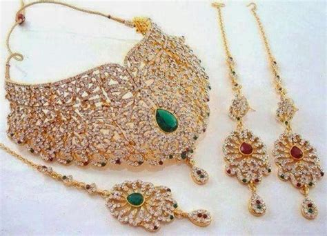 Bridal Gold Jewellery Designs With Price In Pakistan 2018 Christian Livingston Island Jewelry For Couples Jewellery Set Topaz African Gems And Exhibition Wedding Gold Buy Youth Kohls