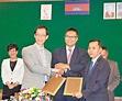 理大與柬皇家金大簽協議增合作 - 香港文匯報