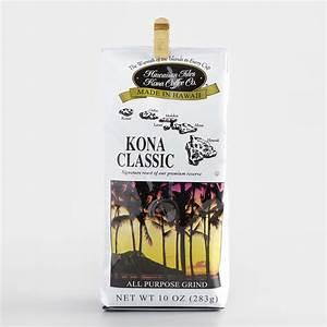 Hawaiian Isles Kona Coffee World Market