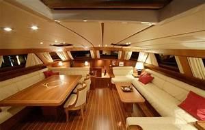 Yacht De Luxe Interieur : yacht voilier privatis de luxe croisi re en turquie sur sloop 100 world oceans ~ Dallasstarsshop.com Idées de Décoration
