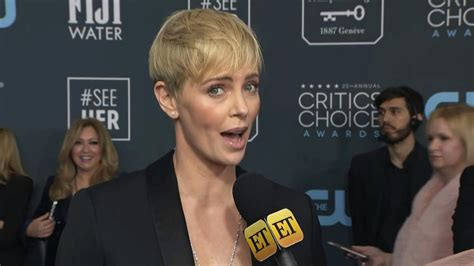 Critics' Choice Awards 2020: Charlize Theron Reacts to ...