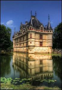 Castle Of Azay Le Rideau France Pictures Photos And