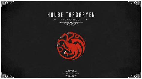 house targaryen of thrones wallpaper targaryen wallpapersafari