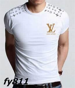 T Shirt Louis Vuitton Homme : tee shirt homme de marque ~ Melissatoandfro.com Idées de Décoration