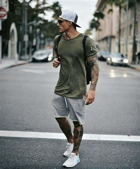 Jogging Outfit For Men Summer