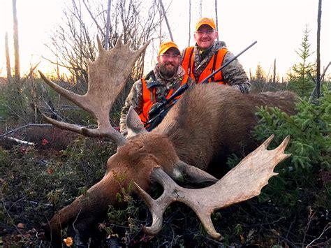 Manitoba Moose Hunting Manitoba Moose Hunting Outfitters