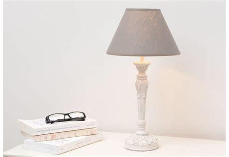abat jour chambre adulte stunning le de chevet romantique blanche camille