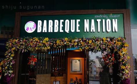 singer cuisine cranium bolts barbeque nation at rajajinagar