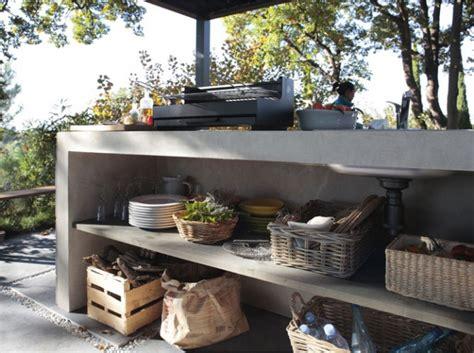 leroy merlin cuisine exterieure une cuisine d 39 extérieur pour l 39 été