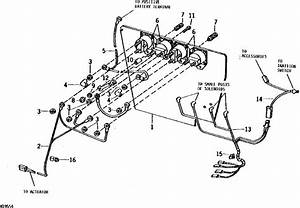 Wiring Harnes For John Deere L120