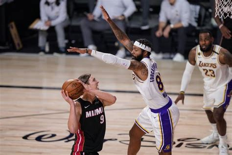What times is Lakers-Heat Game 4 on Tuesday? – Go Hoop