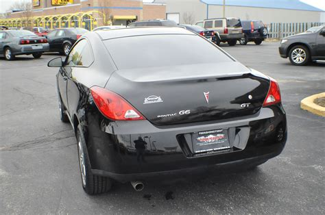 pontiac  black gt coupe  car sale