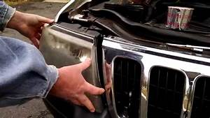 How To Replace A Headlight And Cooling Fan Relay On 2003