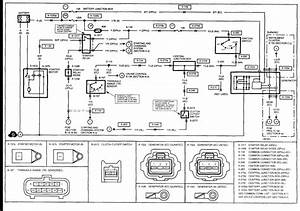 01 Mazda Tribute Wiring Diagram