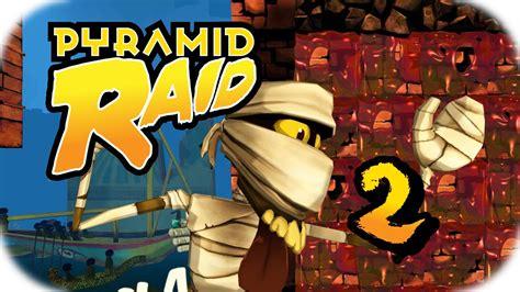 pyramid raid 01 irgendwann kommt das schwere level youtube