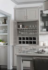 diy wine glass rack kitchen transitional with gray trim With kitchen colors with white cabinets with candles in glass holders