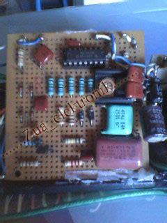 tutorial elektronika service tv membuat esr meter zua