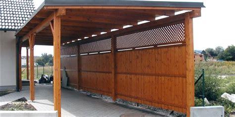 Carport Holz Modern by Bildergalerie Carports Hetterich Konzeptbau
