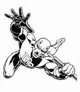 Coloring Marvel Boob Daredevil Heroes Movies Printable Colorings Getcolorings Clipartmag Getdrawings sketch template