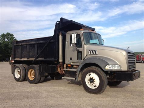 mack granite gu813 for sale used trucks on buysellsearch