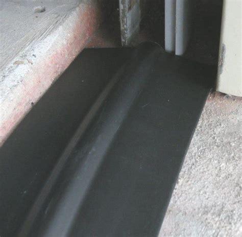 replace garage door garage door threshold home ideas