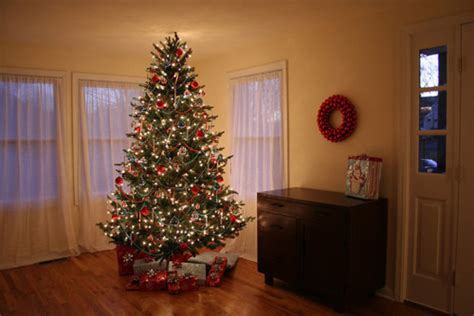 Living Room Christmas Tree Pictures, Photos, And Images