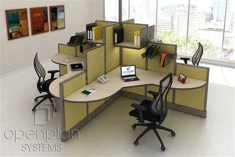 Seat Office Workstation Cubiclestandard Office Furniture