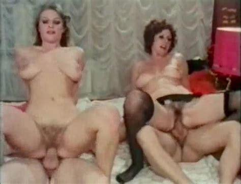 Retro Group Scene With Creampies Vintage Porn