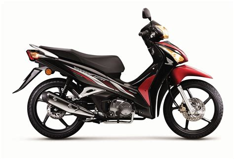 honda thailand introduces all new wave 125i imotorbike news