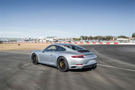 porsche carrera 2017 porsche 911 carrera gts first drive motor trend