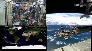 Space Suit Project - Kate Rubins on the ISS 9/16/2016 ...