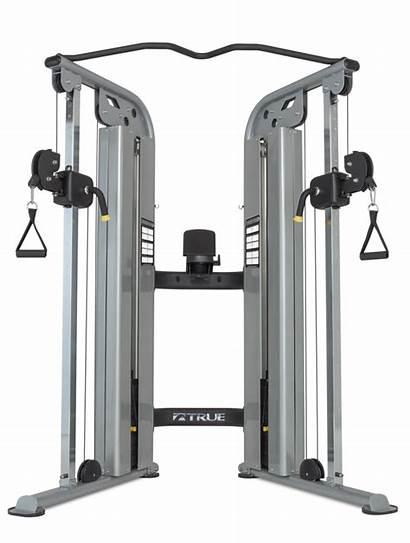 Gym Equipment Functional Trainer Fitness Transparent True