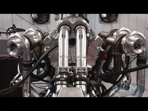 hp devel sixteen  engine maxes   dyno  octane