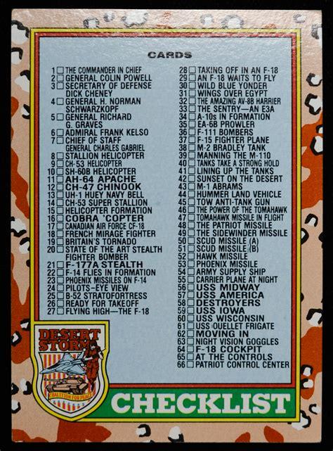 1998 grandstand high desert mavericks. Topps Complete Set Desert Storm Trading Card Sets Brown series type 88 cards | eBay