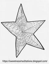 Starfish Coloring Pages sketch template