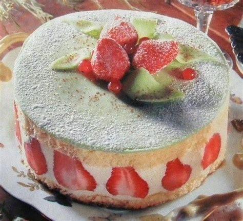 recette fraisier p 226 te d amande gateaux