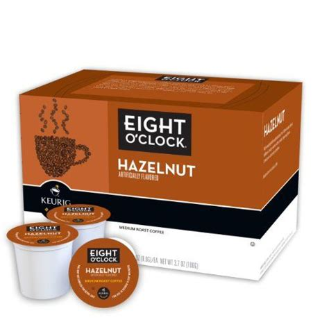 Best hazelnut k cups coffee : EIGHT OCLOCK COFFEE 96 K CUPS OF HAZELNUT by Eight OClock >>> Check out the image by visiting ...