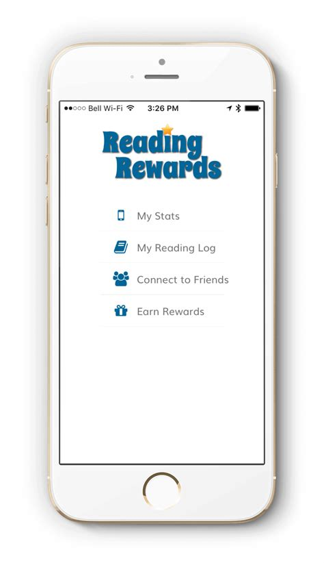 reading rewards app reading log app reading app  kids