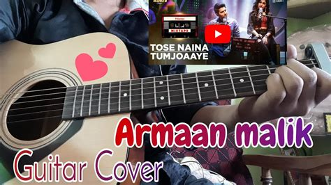 Tose Naina Tum Jo Aaye L T-series Mixtape L Armaan Malik