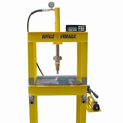 Hydraulic Load Cell Electronic Presses Buffalo Custom