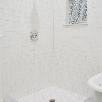 master bathroom tile designs blue gray subway tile shower design ideas