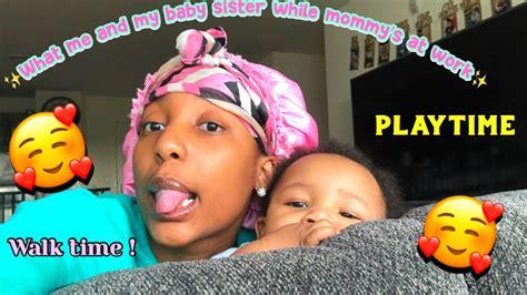 Peringatan, series berjudul she's my younger sister, but it's okay di dalamnya mungkin terdapat konten kekerasan, berdarah, atau seksual yang tidak sesuai dengan pembaca di bawah umur. What me & my baby sister does while mom is at work 😊 ...