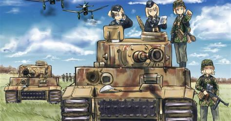 best world war ii anime list popular anime about world