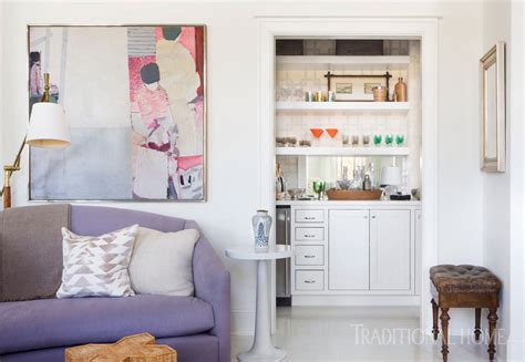 light bright downsize traditional home
