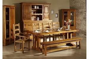 Poutre En Chene : table louis philippe en bois massif l 220 cm chene ~ Premium-room.com Idées de Décoration